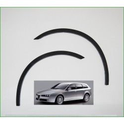 ALFA ROMEO 159 year '05-11 wheel arch trims