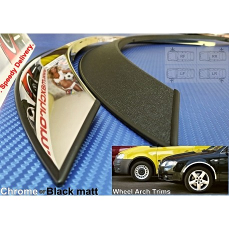 CITROEN C4 Picasso year '06-13 wheel arch trims