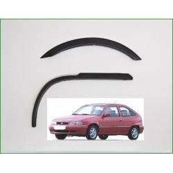 DAEWOO NEXIA year '94-97 wheel arch trims