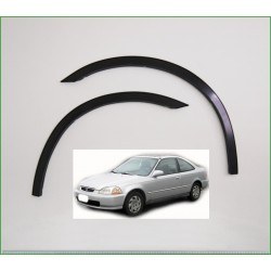 HONDA CIVIC year '95-00 wheel arch trims