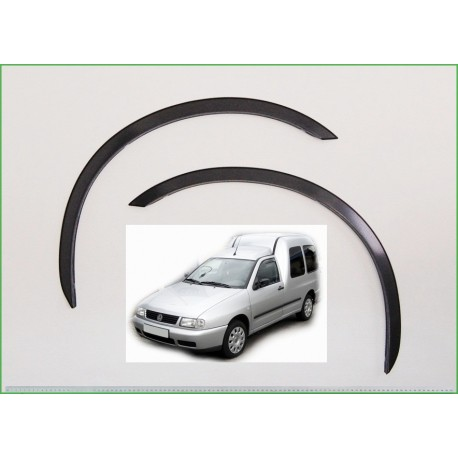 VOLKSWAGEN CADDY year '96-03 wheel arch trims