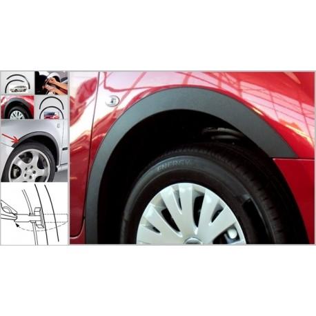 NISSAN 100 NX year '90-95 wheel arch trims