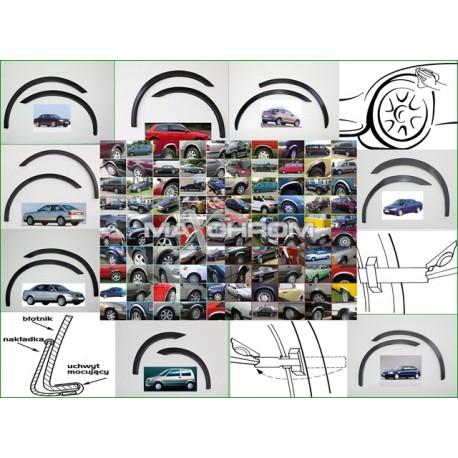 Alfa Romeo 156 rok 98-06 nakładki