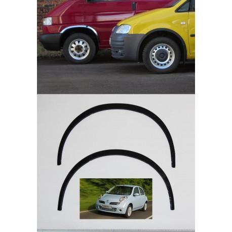 NISSAN MICRA (K12) year '02-10 wheel arch trims