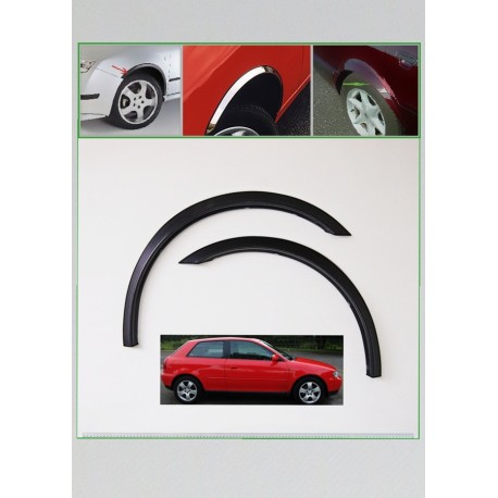 Audi A3 (8L) year 96-03 wheel arch trims