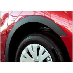 SKODA FABIA I SED/ H/B / COMBI year '99-07- wheel arch trims